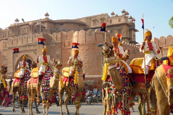 9Night 10 Days Rajasthan & Hill View Tour